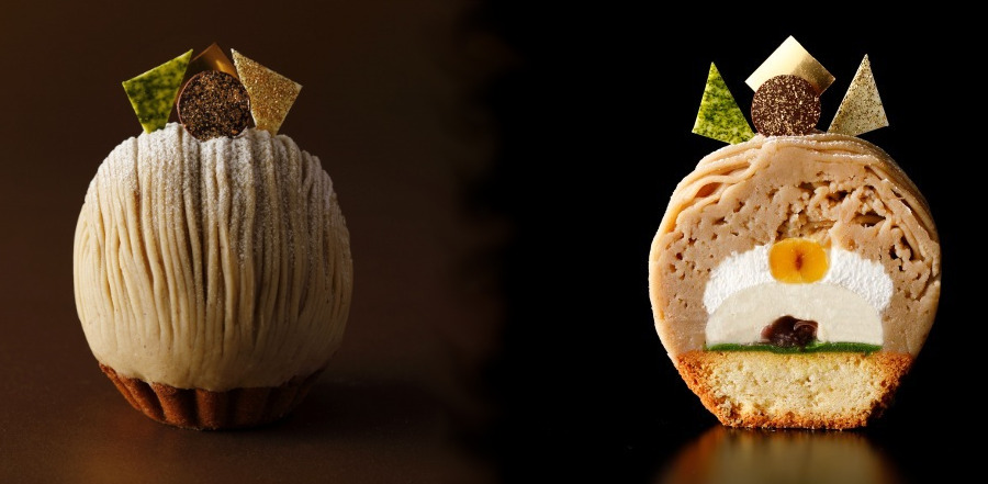 """Hotel New Otani ออกวางจำหน่ายขนม """"Super Mont Blanc"""" กันยายนนี้!"""