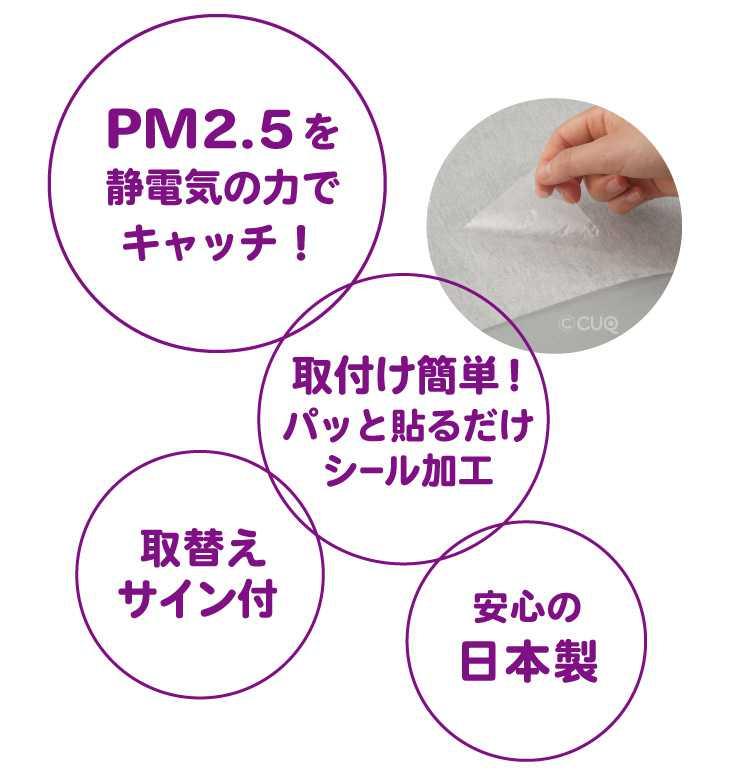 Aller Block ฟิลเตอร์กรองฝุ่น , PM 2.5 และไวรัส บรรจุ 2 แผ่น