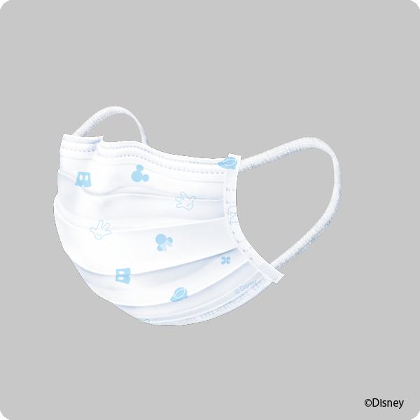 Kowa 3D Mask หน้ากากอนามัยสามมิติ ลายมิกกี้และมินนี่ ป้องกันฝุ่น PM2.5 ขนาดปกติ ไซส์ M  (5 ชิ้น)
