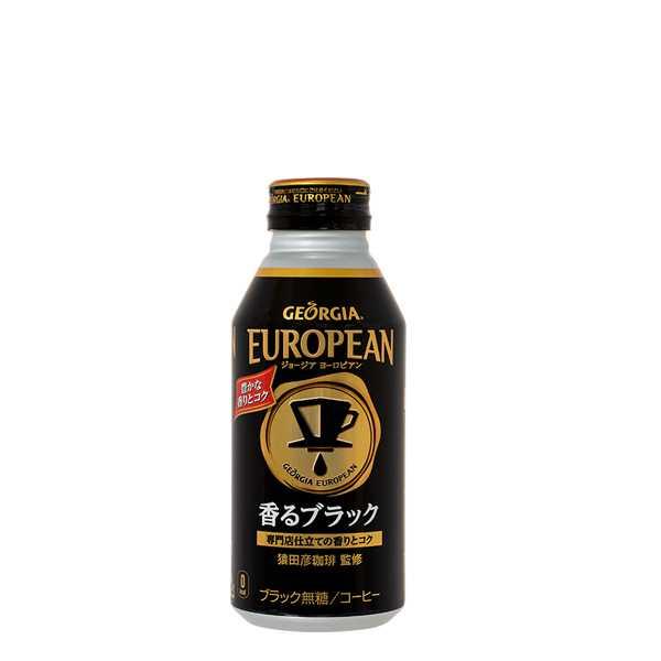 กาแฟ Georgia European Black Coffee