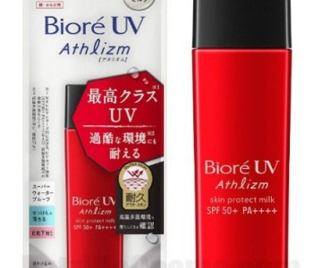 Biore UV Athlizm Skin Protect Milk