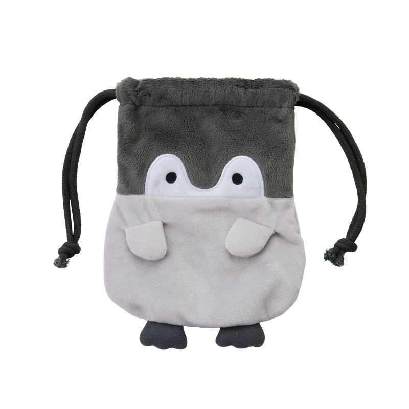 Koupenchan ถุงผ้าหูรูดนุ่มนิ่มตุ๊กตาโคเพนจัง