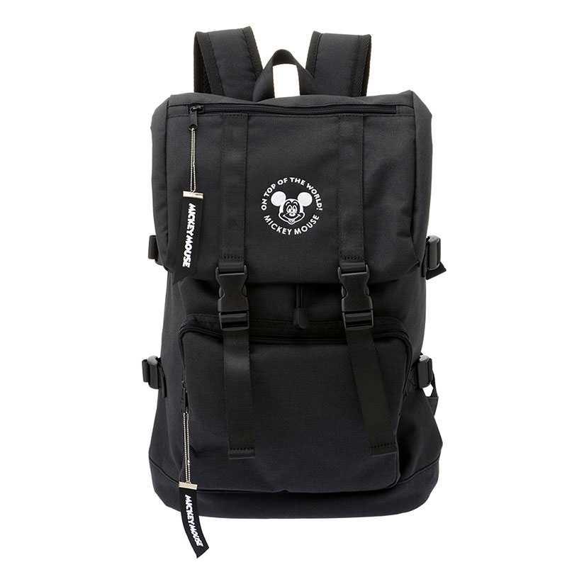 ( Disney School ) Rucksack กระเป๋าสะพายหลังมิกกี้เม้าส์ สี ดำ