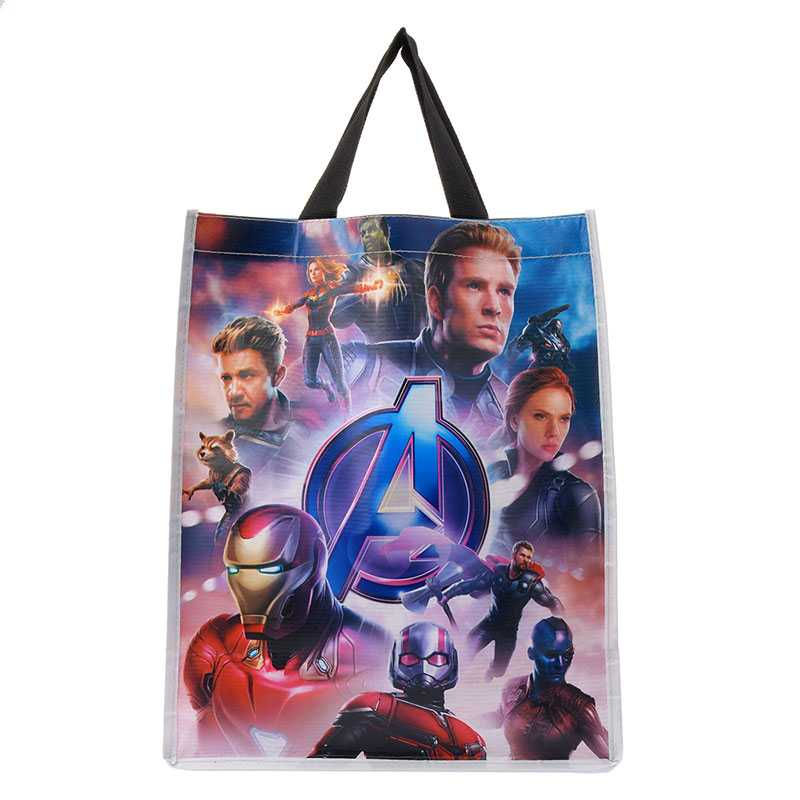 ( Marvel ) กระเป๋า Eco - Marvel Avengers / End Game