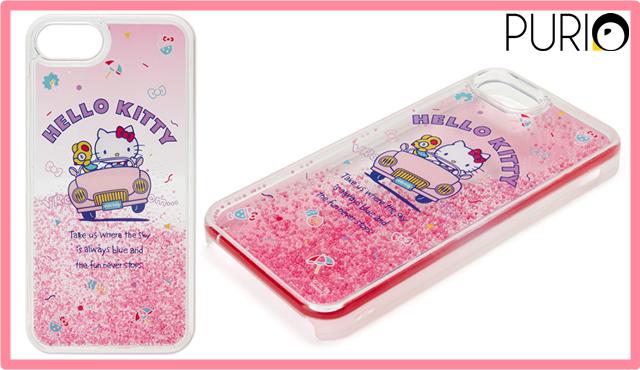 Case iPhone8/7 ลายHello Kitty 「Summer Vacation」