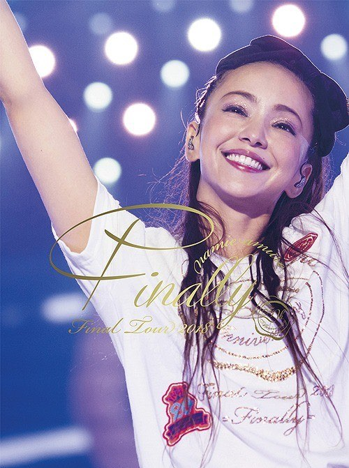 Namie Amuro Final Tour 2018 -Finally- Limited Edition Blu-Ray