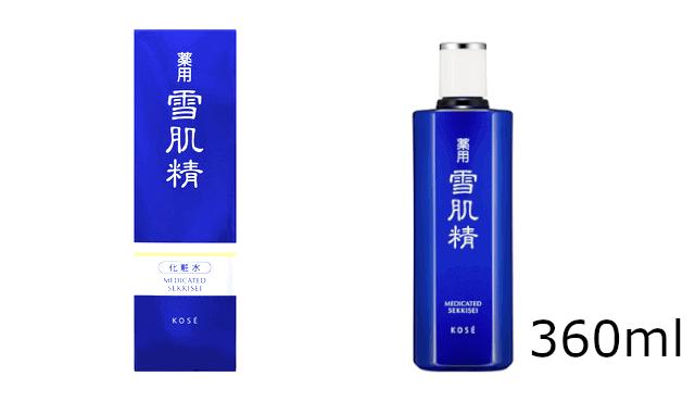 KOSE Sekkisei Water Lotion 360ml