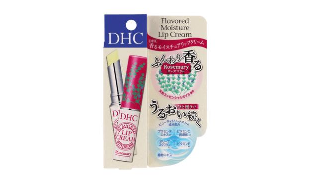 DHC Flavored Moisture Lip Cream (กลิ่นโรสแมรี่) 1.5g
