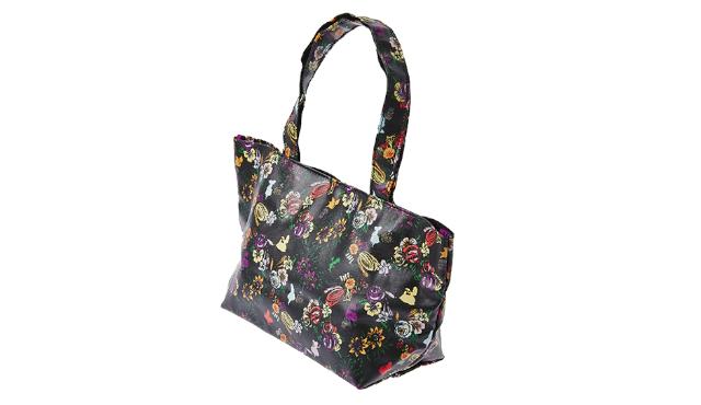 กระเป๋าถือมินิลายสวนดอกไม้จาก Alice in Wonderland