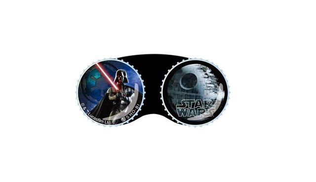 ตลับใส่คอนแทคเลนส์ลาย Darth Vader