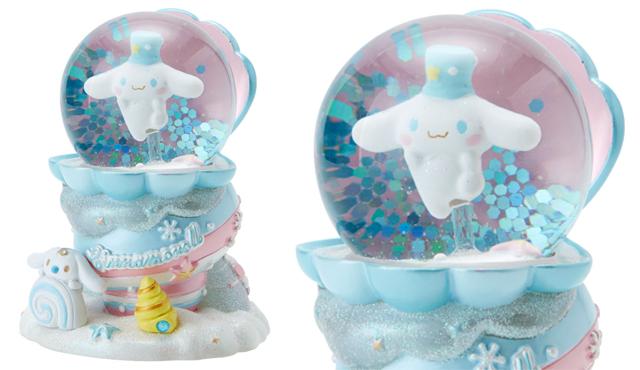 Cinnamoroll Snow Globe Christmas 2018 ลูกแก้วหิมะ ไซส์S