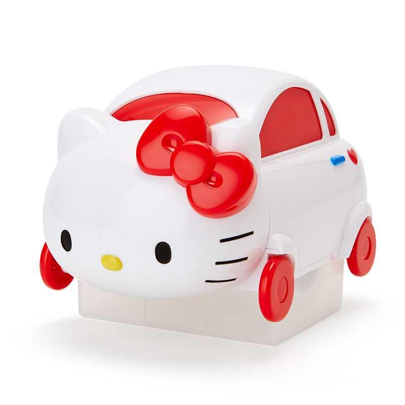 Hello Kitty Minicar ลูกกลิ้งทำความสะอาดเฮลโลคิตตี้